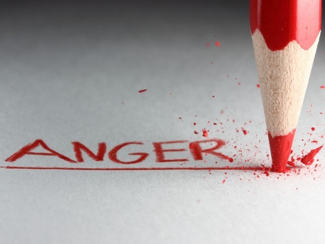 Anger Part 1: What Part Does Anger Play in Your Life?